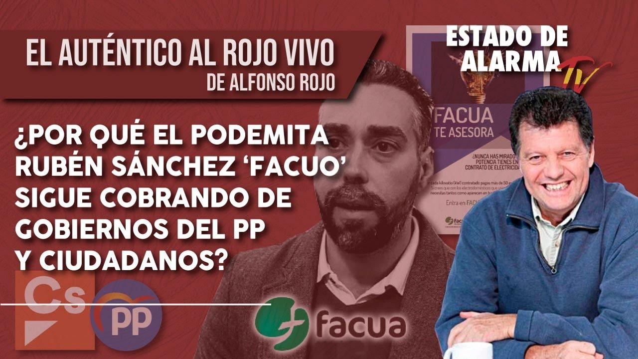 ¿Por qué el PODEMITA Rubén Sánchez