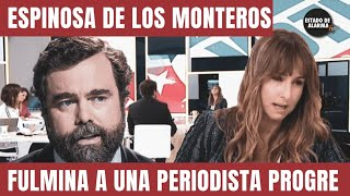 IVÁN ESPINOSA DE LOS MONTEROS  HUMILLA  y  FULMINA  a la PROGRE Ana Pardo