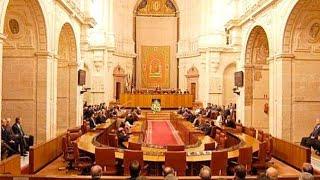 DIRECTO Pleno Parlamento de Andalucía