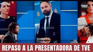 Brillante entrevista de IVÁN ESPINOSA DE LOS MONTEROS en TVE sobre la moción de censura.