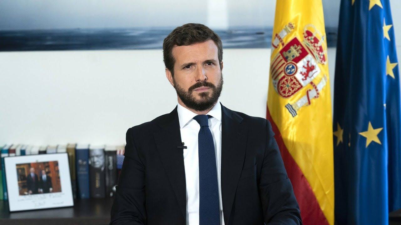DIRECTO: Rueda de prensa Pablo Casado para la proposición de ley