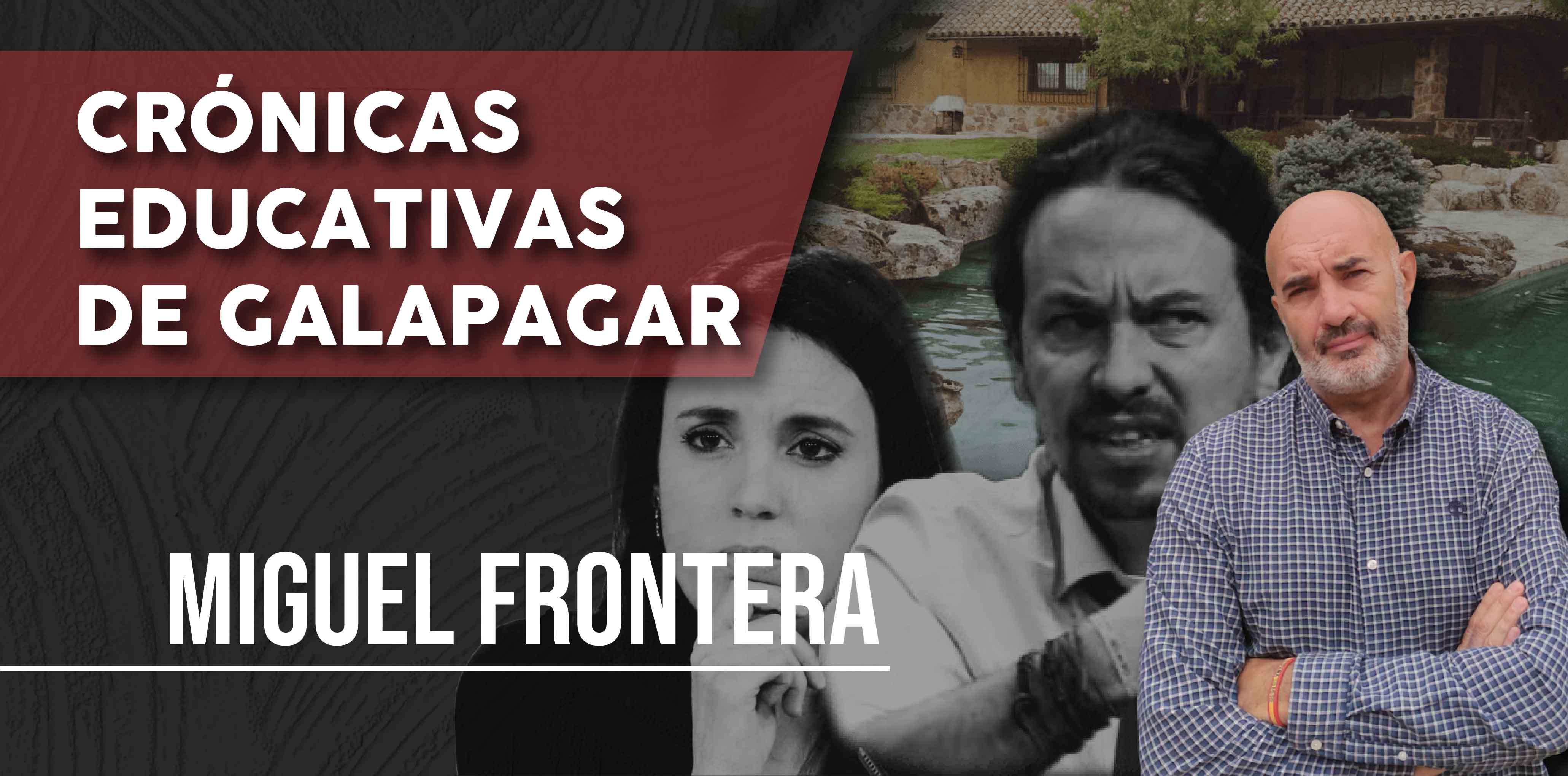 Crónicas educativas de Galapagar
