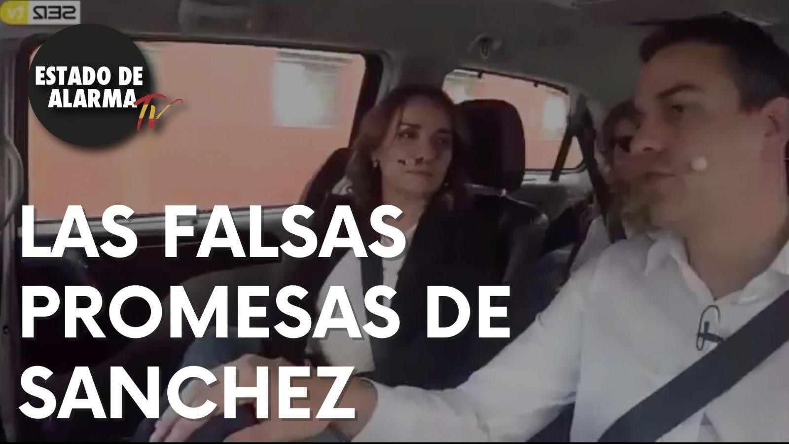 La FALSA PROMESA de Sánchez que se ha hecho VIRAL