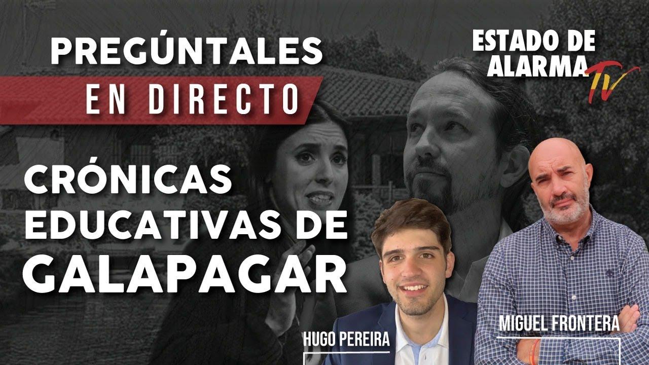 DIRECTO: CRÓNICAS educativas de GALAPAGAR