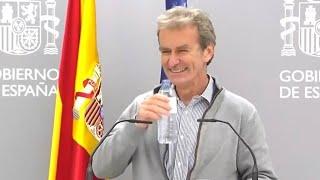 DIRECTO Rueda de prensa de Fernando Simón