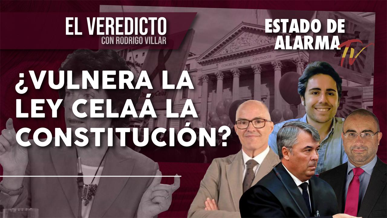 El VEREDICTO: ¿VULNERA la ley CELAÁ la Constitución?